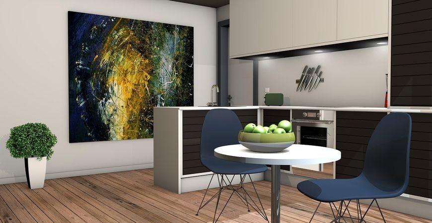 Wyjątkowe projekty kuchni