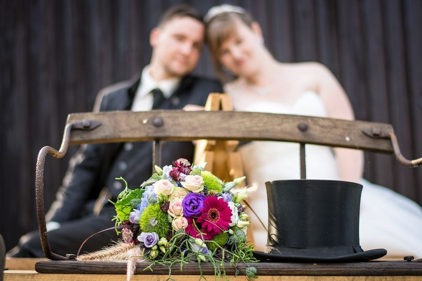Przepiękne wianki ślubne